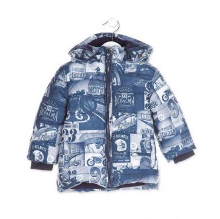LOSAN Fiú téli kabát