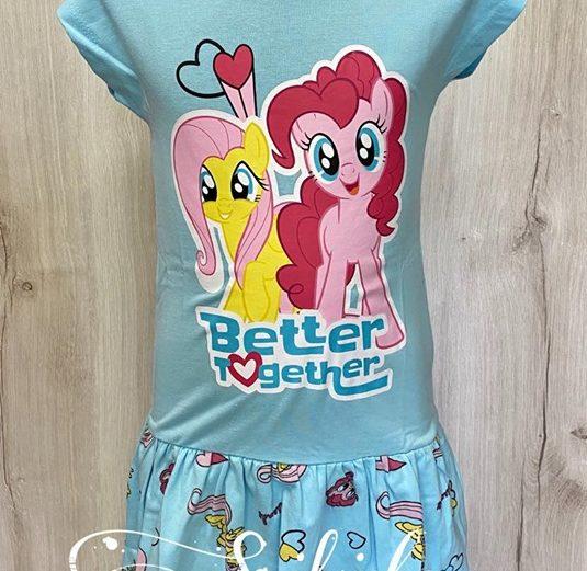 Pony pamut nyári ruha