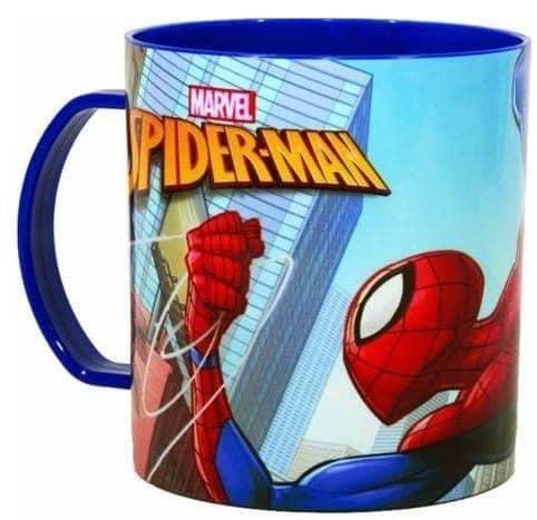 Spider-man műanyag pohár
