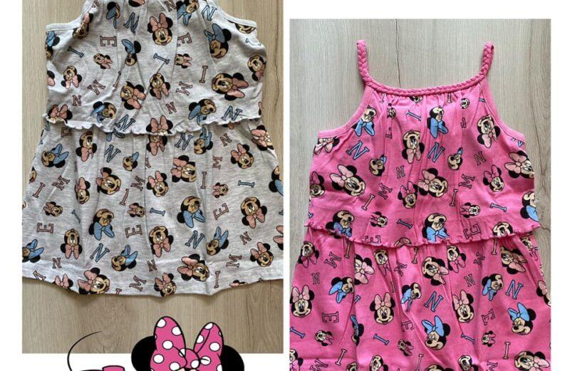 Minnie pamut nyári ruha
